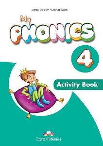 MY PHONICS 4 ACTIVITY BOOK (INTERNATIONAL) WITH CROSS-PLATFORM APP.