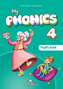 MY PHONICS 4 PUPIL