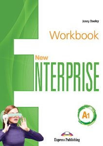 NEW ENTERPRISE A1 WORKBOOK WITH DIGIBOOK APP.