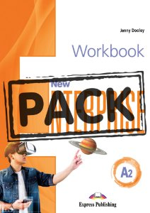 NEW ENTERPRISE A2 WORKBOOK WITH DIGIBOOK APP.