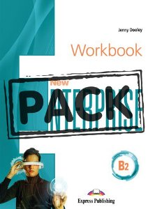 NEW ENTERPRISE B2 WORKBOOK WITH DIGIBOOK APP.