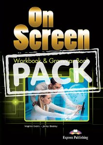 ON SCREEN 1 WORKBOOK & GRAMMAR BOOK (WITH DIGIBOOK APP) (INTERNATIONAL)