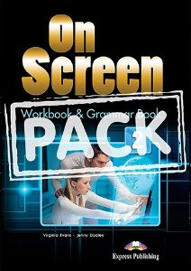 ON SCREEN 2 WORKBOOK & GRAMMAR BOOK (WITH DIGIBOOK APP) (INTERNATIONAL)