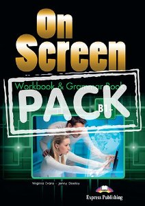 ON SCREEN B1+ WORKBOOK & GRAMMAR BOOK REVISED (INTERNATIONAL) (WITH DIGIBOOK APP.)
