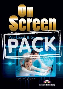 ON SCREEN B2 WORKBOOK & GRAMMAR BOOK REVISED (WITH DIGIBOOK APP.) (INTERNATIONAL)