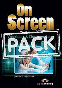 ON SCREEN C1 WORKBOOK & GRAMMAR BOOK (WITH DIGIBOOK APP)
