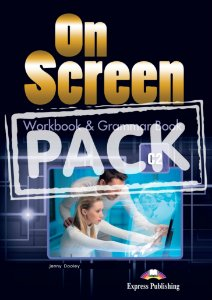 ON SCREEN C2 WORKBOOK & GRAMMAR BOOK (WITH DIGIBOOK APP)