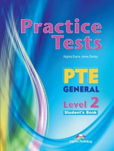 PRACTICE TESTS PTE GENERAL LEVEL 2 STUDENTS BOOK (WITH DIGIBOOKS APP.)