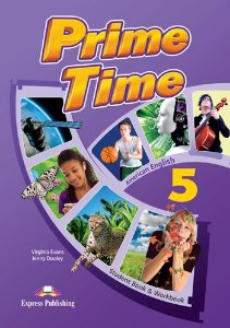 PRIME TIME 5 AMERICAN EDITION STUDENT BOOK & WORKBOOK (WITH DIGIBOOK APP)