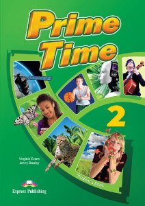 PRIME TIME 2 STUDENTS BOOK INTERNATIONAL