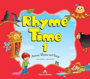 RHYME TIME 1 STUDENT BOOK