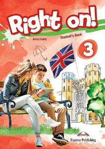 RIGHT ON! 3 STUDENT'S BOOK (INTERNATIONAL)