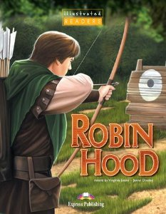 ROBIN HOOD READER (ILLUSTRATED - LEVEL 1)