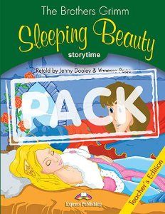 SLEEPING BEAUTY  (STORYTIME - STAGE 3) TEACHER'S EDITION WITH CROSS-PLATFORM APP.
