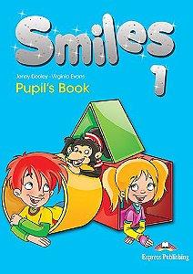 SMILES 1 PUPIL'S BOOK (INTERNATIONAL)