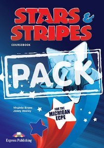 STARS & STRIPES MICHIGAN ECPE STUDENT'S BOOK (WITH DIGI-BOOK APP)