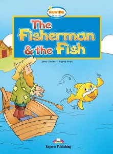THE FISHERMAN AND THE FISH READER WITH CROSS-PLATFORM APP.(SHOWTIME - LEVEL 1)