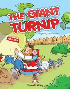 THE GIANT TURNIP (READER INTERNATIONAL)(EARLY) PRIMARY STORY BOOKS