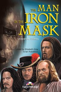 THE MAN IN THE IRON MASK READER (GRADED - LEVEL 5)