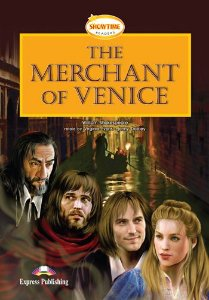 THE MERCHANT OF VENICE READER WITH CROSS-PLATFORM APP. (SHOWTIME - LEVEL 5)
