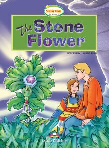 THE STONE FLOWER SHOWTIME READER WITH CROSS-PLATFORM APP. (SHOWTIME - LEVEL 3)