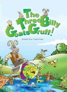 THE THREE BILLY GOATS GRUFF(EARLY) PRIMARY STORY BOOKS