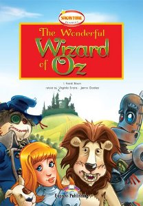 THE WONDERFUL WIZARD OF OZ READER (SHOWTIME - LEVEL 2)