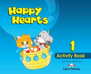 HAPPY HEARTS 1 ACTIVITY BOOK