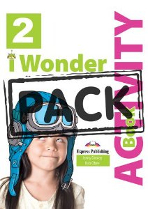 i-WONDER 2 ACTIVITY BOOK (WITH DIGIBOOKS APP.) (INTERNATIONAL)