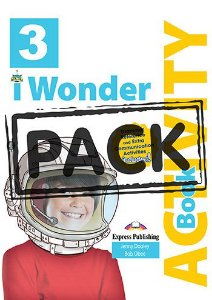 i-WONDER 3 ACTIVITY BOOK (WITH DIGIBOOKS APP.) (INTERNATIONAL)