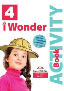 i-WONDER 4 ACTIVITY BOOK (WITH DIGIBOOKS APP.) (INTERNATIONAL)