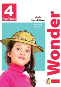 i-WONDER 4 PUPIL'S BOOK