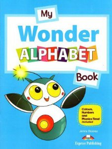 i-WONDER - MY ALPHABET BOOK (INTERNATIONAL)