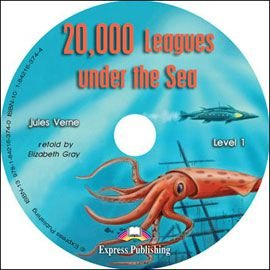 20,000 LEAGUES UNDER THE SEA AUDIO CD