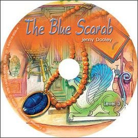 THE BLUE SCARAB AUDIO CD