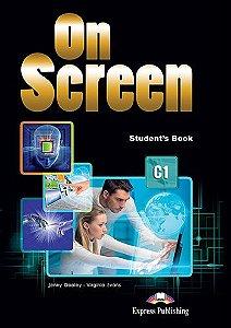 ON SCREEN C1 STUDENT'S BOOK (INTERNATIONAL)