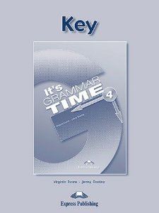 IT's GRAMMAR TIME 4 KEY