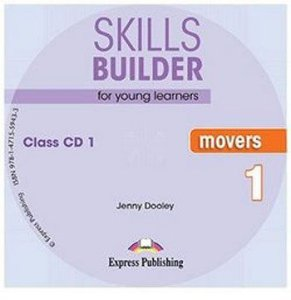 SKILLS BUILDER FOR YOUNG LEARNERS MOVERS 1 CLASS CDs (SET OF 2) REVISED