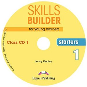 SKILLS BUILDER FOR YOUNG LEARNERS STARTERS 1 CLASS CDs (SET OF 2) REVISED