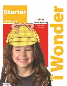 i-WONDER STARTER PUPIL'S BOOK
