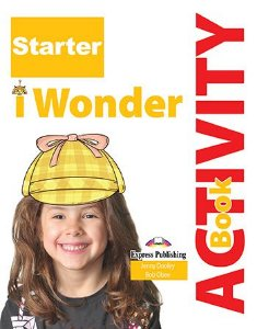 i-WONDER STARTER ACTIVITY BOOK (WITH DIGIBOOKS APP.)