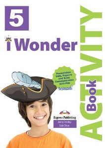 i-WONDER 5 ACTIVITY BOOK (WITH DIGIBOOKS APP.) (INTERNATIONAL)
