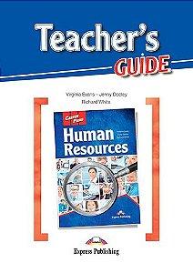 CAREER PATHS HUMAN RESOURCES (ESP) TEACHER'S GUIDE