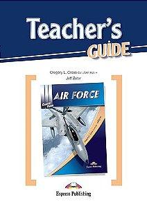 CAREER PATHS AIR FORCE  (ESP) TEACHER'S GUIDE