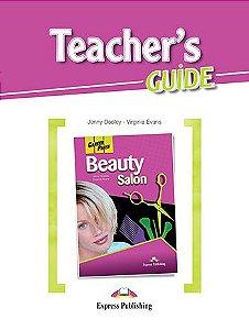 CAREER PATHS BEAUTY SALON (ESP) TEACHER'S GUIDE