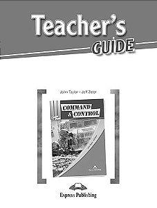 CAREER PATHS COMMAND & CONTROL (ESP) TEACHER'S GUIDE