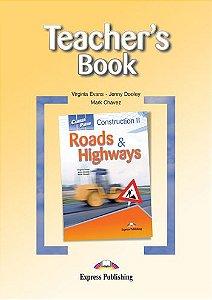 CAREER PATHS CONSTRUCTION 2 ROADS & HIGHWAYS (ESP) TEACHERS BOOK
