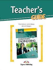CAREER PATHS ENVIRONMENTAL ENGINEERING (ESP) TEACHER'S GUIDE