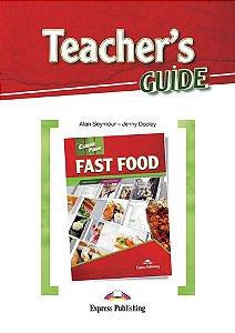 CAREER PATHS FAST FOOD (ESP) TEACHER'S GUIDE