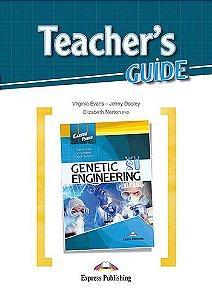 CAREER PATHS GENETIC ENGINEERING (ESP) TEACHER'S GUIDE